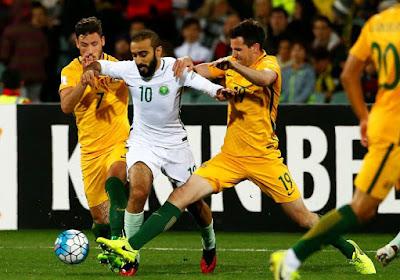 L'Australie de Ryan vient à bout de l'Arabie Saoudite