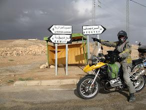 Photo: That way to ALGERIA!!!