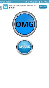 OMG Funny App - náhled