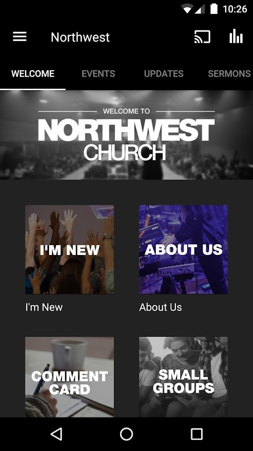 Northwest Church Orlando- screenshot