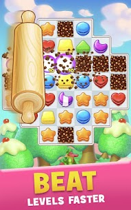 Cookie Jam Match 3 Games Mod Apk (Unlimited Coins, Lives, Extra Moves) 5