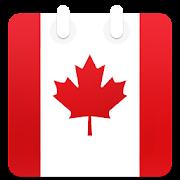 Canada Holidays Calendar sync