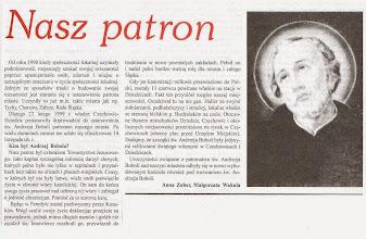 """Photo: Artykuł prasowy """"CZAS Czechowic-Dziedzic""""."""