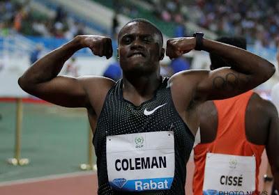 Wereldkampioen op de 100 meter heeft beroep aangetekend tegen zijn schorsing