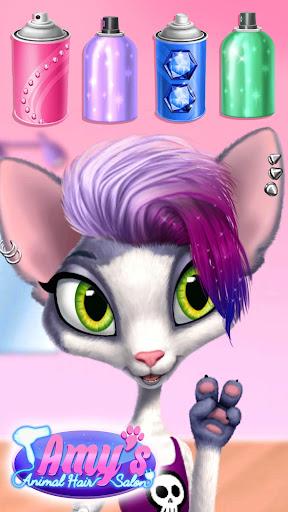 Amy's Animal Hair Salon - Cat Fashion & Hairstyles 4.0.50003 screenshots 8