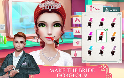 Dream Wedding Planner - Dress & Dance Like a Bride - screenshot