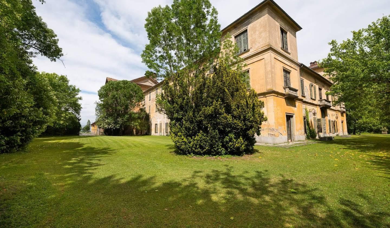 Villa avec jardin et terrasse Casalnoceto