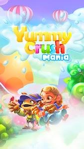 Yummy Crush Mania v1.0.8 (Mod Money)