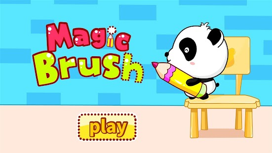 Magic Brush by BabyBus- screenshot thumbnail