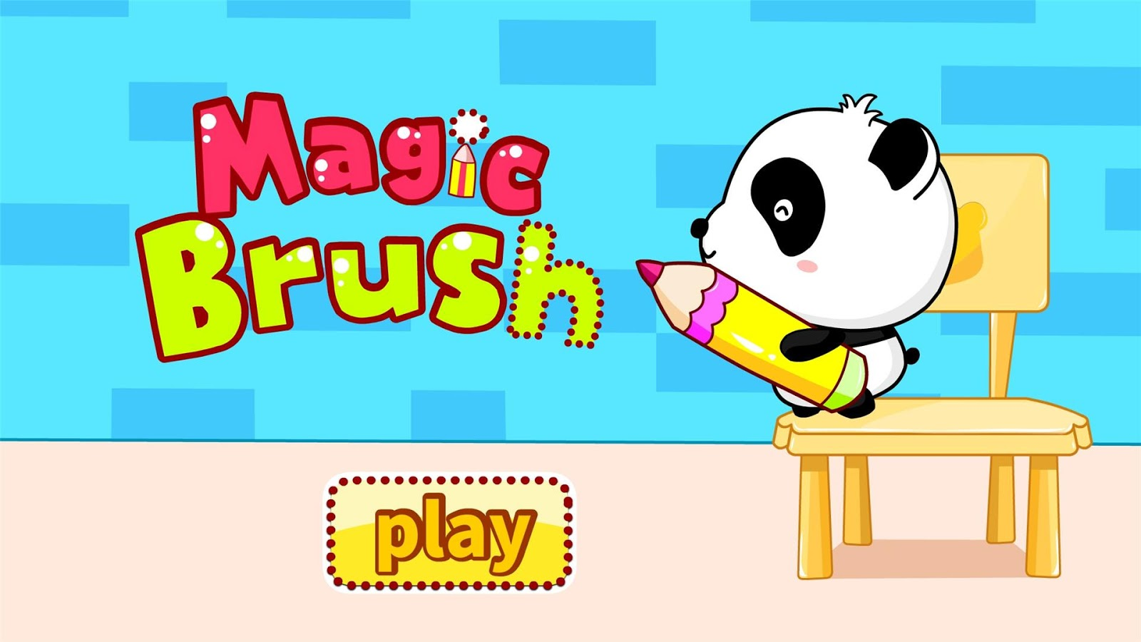 Magic Brush by BabyBus- screenshot
