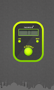 Digital Tasbeeh - Click Counter 2018 Free App - náhled