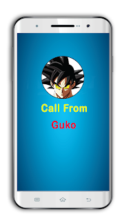 Fake Call From Goku - náhled