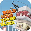 Build Pixel Block Tower icon