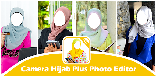 Camera Hijab Plus Photo Editor Aplikasi Di Google Play