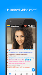 ChatVideo - Meet New People APK screenshot thumbnail 2