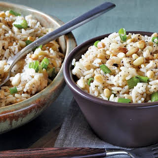 Butter Herb Rice In Rice Cooker Recipes.