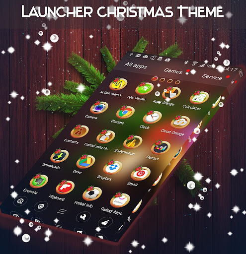 Launcher Christmas Theme 1.264.13.12 screenshots 4