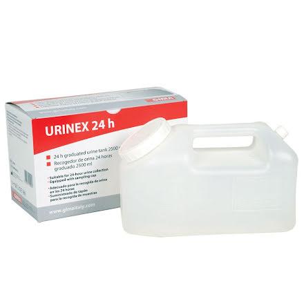 Urinbehållare Unisex