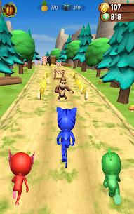 Masks Heroes Run – PJ's Jungle Adventure 1