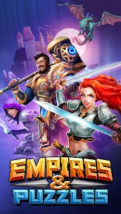 Empires & Puzzles: Epic Match 3 5