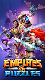 Hack Game Empires & Puzzles: Epic Match 3 apk free