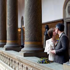 Wedding photographer Kamilla Krøier (Kamillakroier). Photo of 28.01.2018