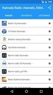 Kannada Radio Channels - náhled