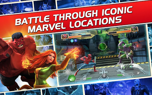 Mod Game MARVEL Contest of Champions for Android