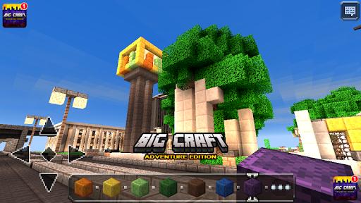 Big Craft Building Crafting Games 7.2.2 screenshots 7
