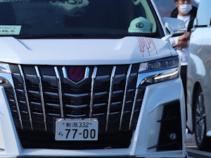 アルファード 30系 のカスタム事例画像 まさき@ビビリーズ新潟さんの2020年11月25日15:09の投稿