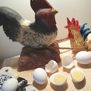 Pressure Cooker Easy Hard Boiled Eggs Recipe