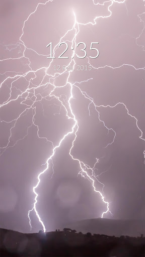 Storm Thunder Wall Lock