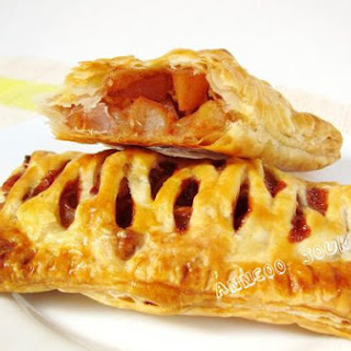 Puff Pastry ~ Apple Turnovers