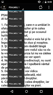 Psaltirea Ortodoxa- screenshot thumbnail