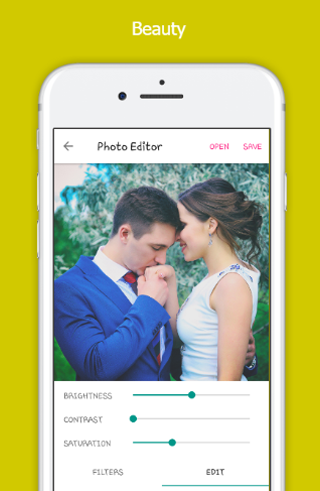 Photo B612 - Couple Photo Editor & Effects 1.0 screenshots 3