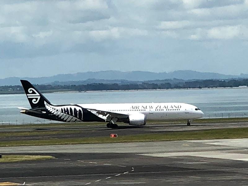 Auckland to Sydney
