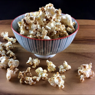 Maple Spice Kettle Corn Popcorn