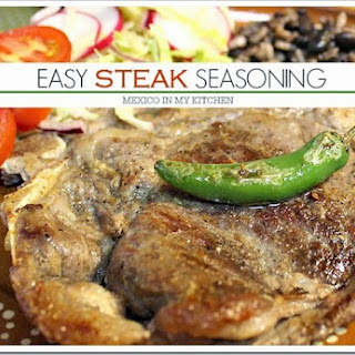 Easy Steak Seasoning