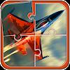 Avions Jeu de Puzzle APK