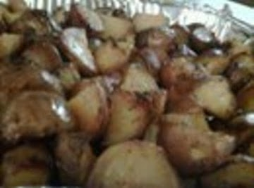 Roasted Red Skinn Potatoes Recipe