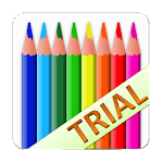 500 Coloring Pages (Trial) Icon