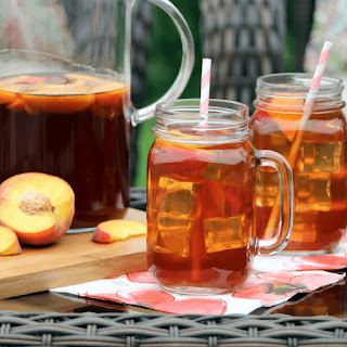 Peach Iced Tea.