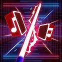 Beat Light Saber:Music Sword icon
