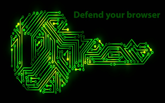 Defend your browser