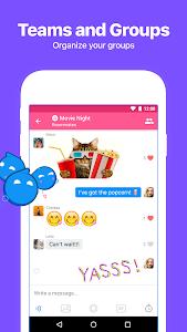 Sochat - Chat with Teams screenshot 0