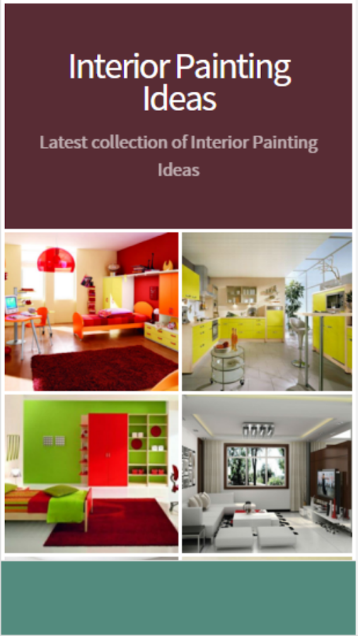 Interior House Painting Ideas- screenshot