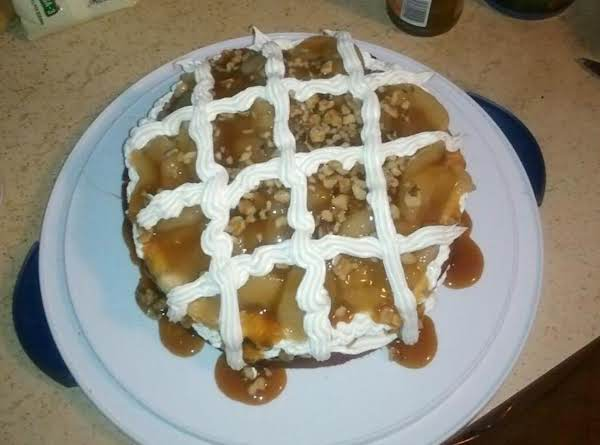 Pauls Apple Pie Cake Recipe