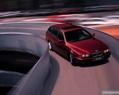 Wallpaper BMW 520 Series - náhled