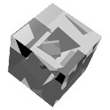 Crystal Live Wallpaper Free icon