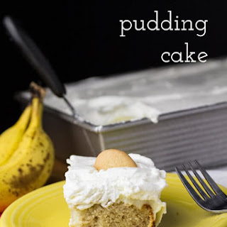 Banana Pudding Cake From Scratch